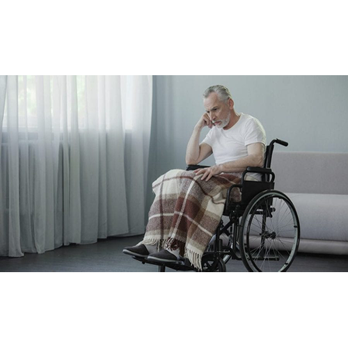 Vulnerable or elderly people living alone and sometimes unattended